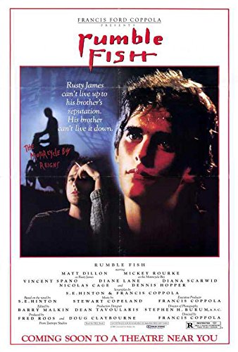 Rumble Fish POSTER (27