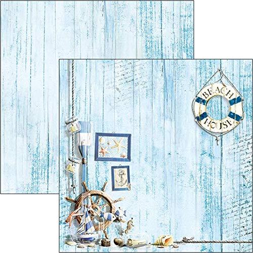 CIAO BELLA PAPER ARROZ P Ciudad DE Nieve Tarjetas Snow /& the City talla /única