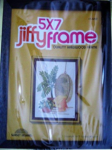 Jiffy 5x7 Frame - Stitch Jiffy Cross