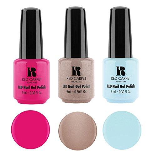 Red Carpet Manicure RCM UV/LED Nail Paint Gel Polish Color C