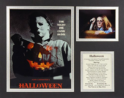 halloween unframed matted photo collage