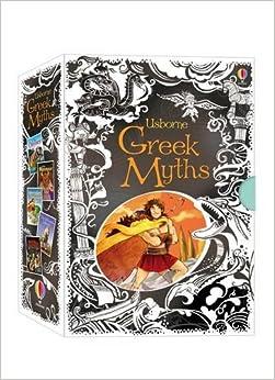 Greek Myths Collection Gift Set (Usborne Gift Sets)
