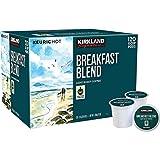 Kirkland Signature Breakfast Blend Coffee 120 K-Cups