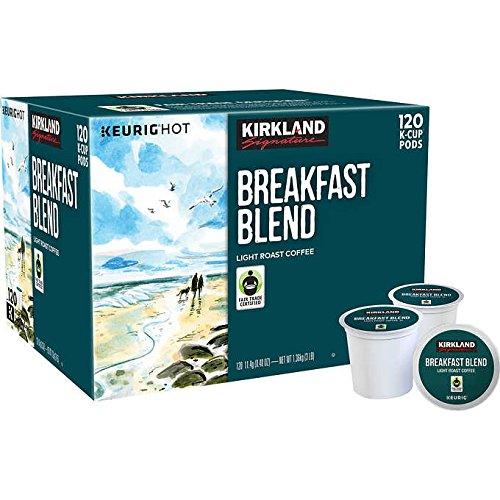 Kirkland Signature Breakfast Coffee K Cups product image