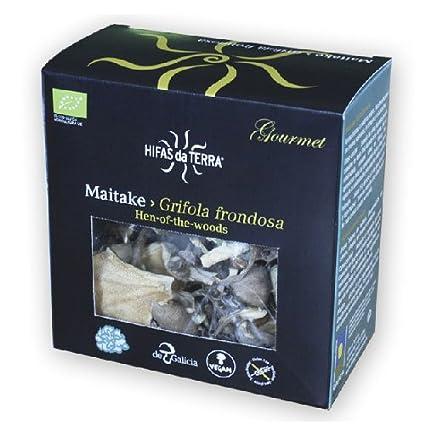Freeland Hifas de Terra Micosalud Food Maitake, mico-onco setas ecológicas, ricas en