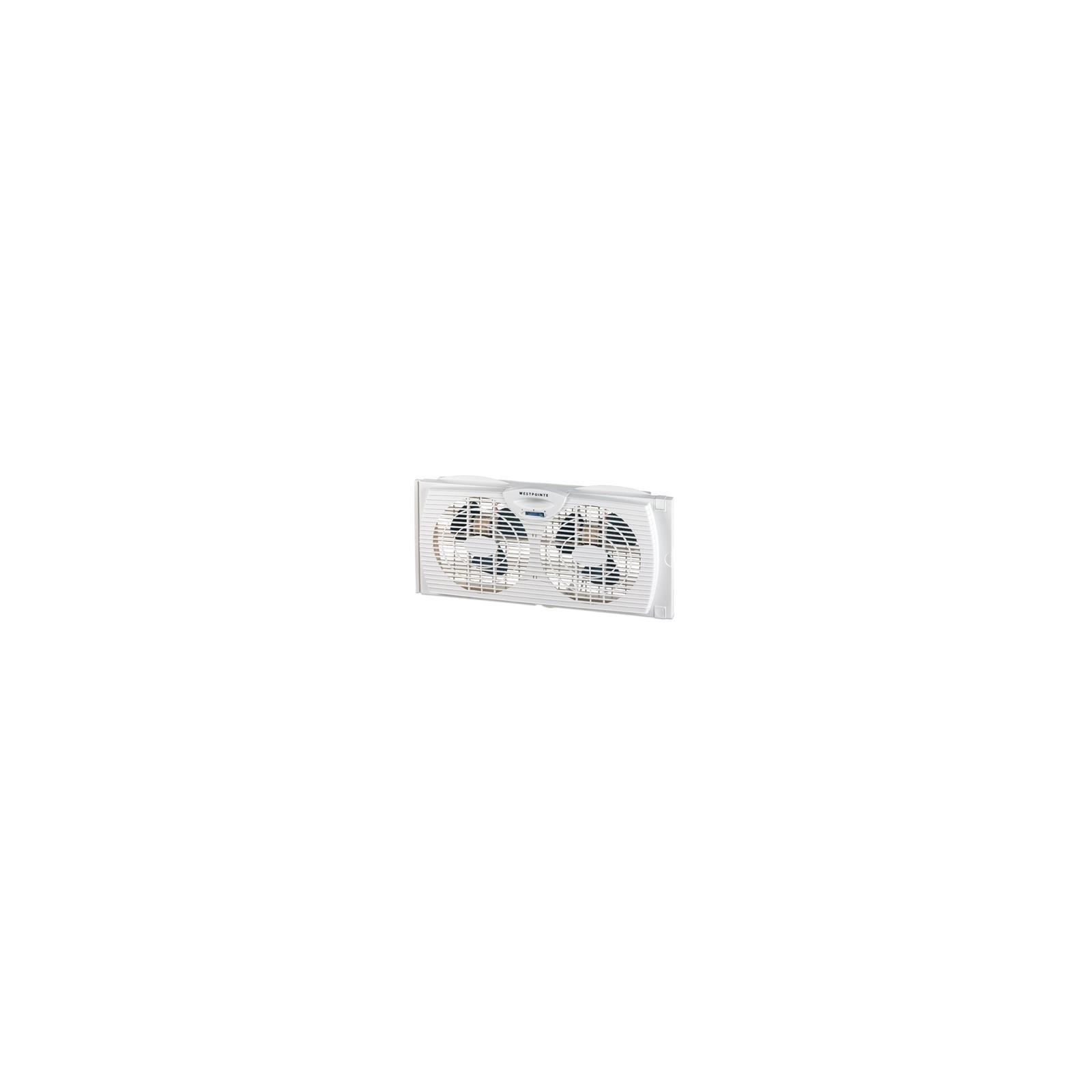 jarden consumer-domestic WWF0710A-XWM-DIM Twin Window Fan - Quantity 1