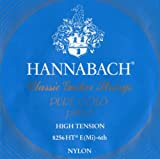 Hannabach Strings for classic guitar Series 825 High tension specialized gold plated E/6 single string