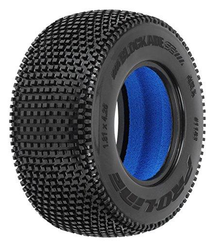 "Proline 118302 Blockade SC 2.2""/3.0"" M3 Tires: Front/Rear..."
