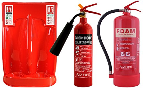 Amazon Budget Office Fire Extinguisher Deal