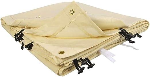 OSE - Lona de repuesto para toldo o cenador (4 x 3 m), color beige ...