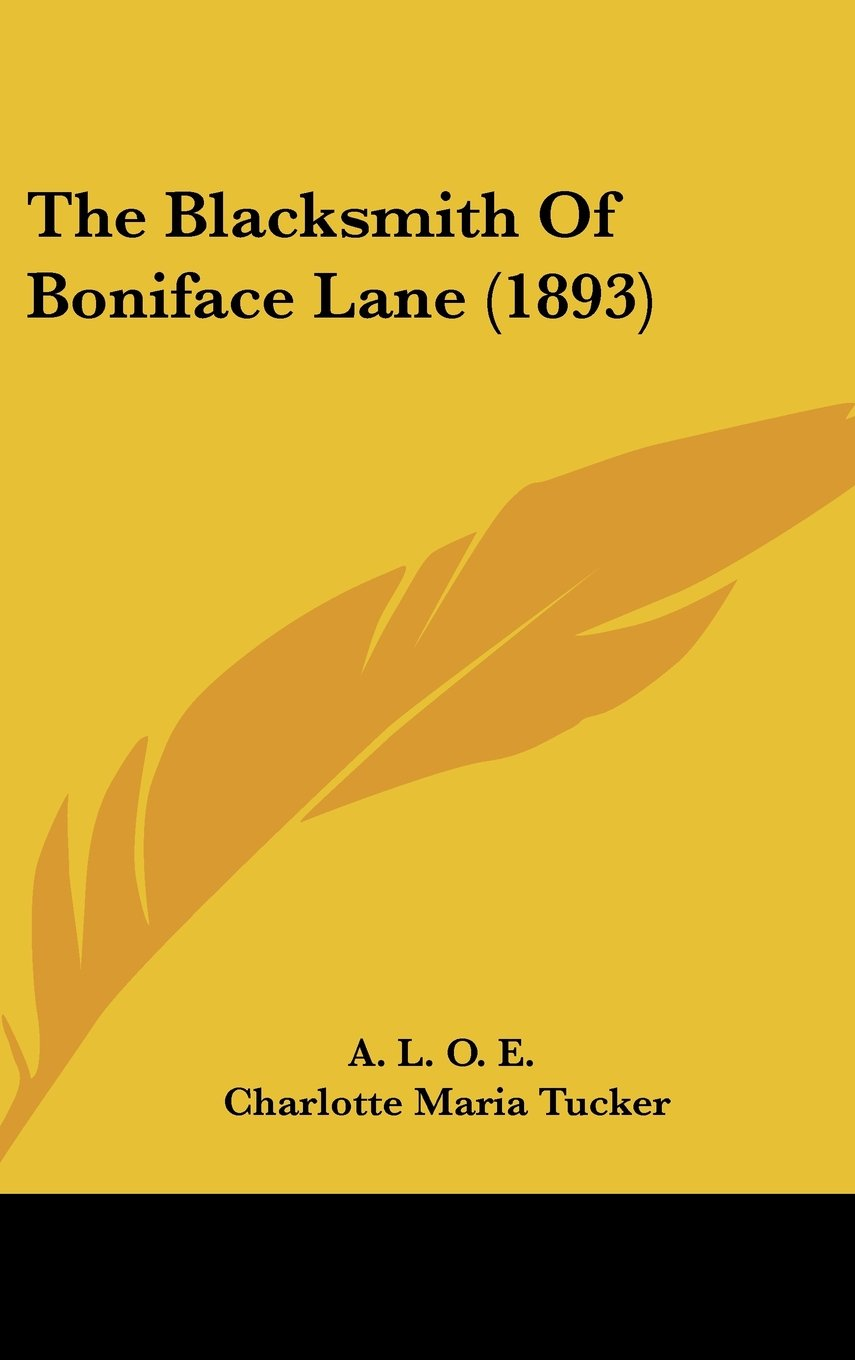 The Blacksmith Of Boniface Lane (1893) ebook