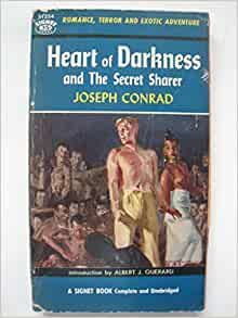 a review of joseph conrads the secret sharer and heart of darkness Heart of darkness and the secret sharer at microsoft store and compare products with the latest customer reviews darkness and the secret sharer joseph conrad.