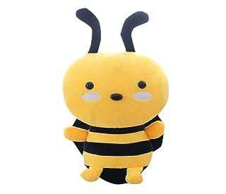 Koojawind Dovanos Plush Little Bee ĮDaryti GyvūNų Plush ŽAislas Super MinkšTas DžIugu Idealiai Tinka KūDikiams AR Vaikams Visose AmžIaus GrupėSe, Plush Pildyti GyvūNai Push žAislai Berniukų / Mergaič
