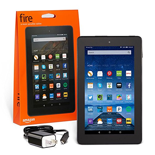 Fire 7″ Display Tablet For Kids – Black