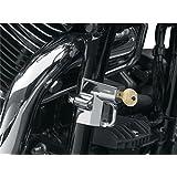 Candado Bloquea Casco de Cromo de 32 a 38 mm x Motocicleta Honda Kawasaki Suzuki Yamaha Harley, Triumph Indian…
