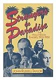 Strangers in Paradise, John R. Taylor, 0030619440