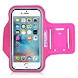 Ipod Gen 5 32gb Best Deals - iPod Touch Running Jogging Armband, Neoprene Sports Gym Arm band for iPod Touch 1st to 7th Gen 8gb, 16gb, 32gb & 64gb with Key Holder and Reflective Strip (As Seen in Runners World Magazine - 5 Stars)