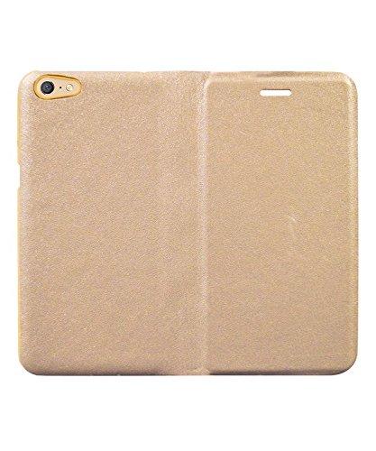 covernew Flip Cover for oppo a71  cph1801    golden leatherFlip Coverpoppoa71golden