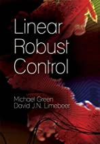 Linear Robust Control (Dover Books on Electrical Engineering)
