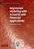img - for Regression Modeling with Actuarial and Financial Applications (International Series on Actuarial Science) by Edward W. Frees (2009-11-30) book / textbook / text book