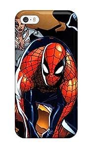 Tpu Case For Iphone 5/5s With Spider Island WANGJING JINDA
