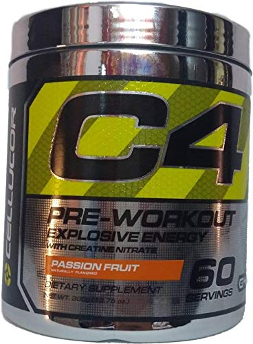 Cellucor C4-60 Servings ID Series (Passion Fruit) Sports Supplements at amazon