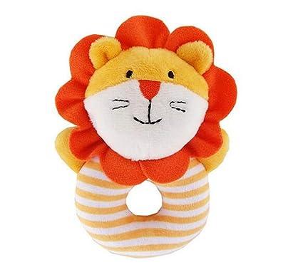 Amazon Com Heyuni 1pc Soft Rattle Baby Toys Suitable For Newborn