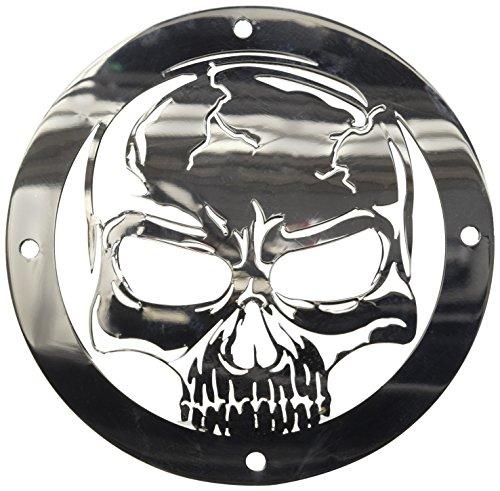 Skull Grille - T-Rex L1009 Skull Logo for Stainless Steel Grille