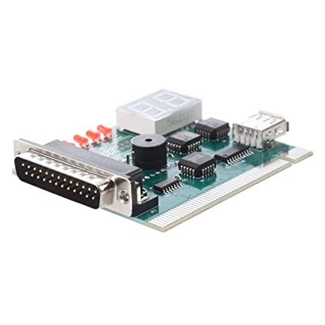 REFURBISHHOUSE Placa Madre USB & PCI Analizador Medidor Tarjeta de ...
