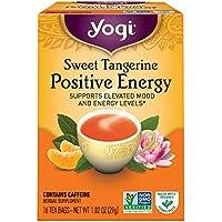 YOGI TEA, Sweet Tangerine Positive Energy, 29g, 16 Tea Bags