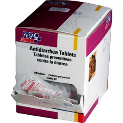Anti-diarrhée comprimés- 50 2-kits d'100 comprimés par boîte