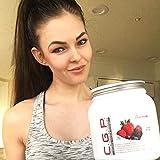 Metabolic Nutrition C.G.P. Blue Raspberry, 400 Gram