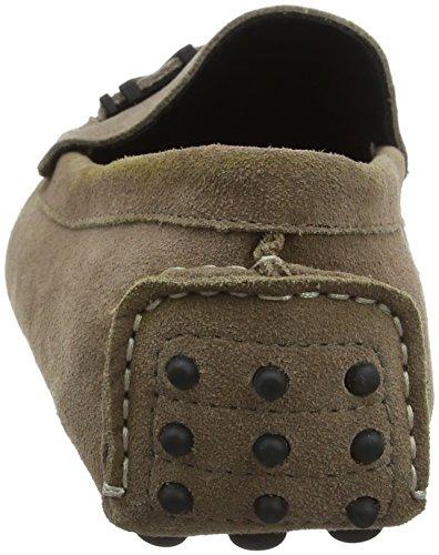 Jean Versace Chaussure Herren Pantoufle De Brun (bois)