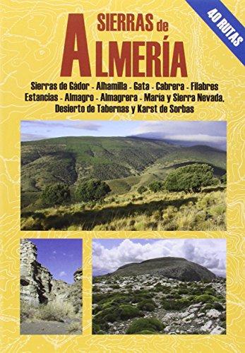 Descargar Libro Sierras De Almería Agustín García