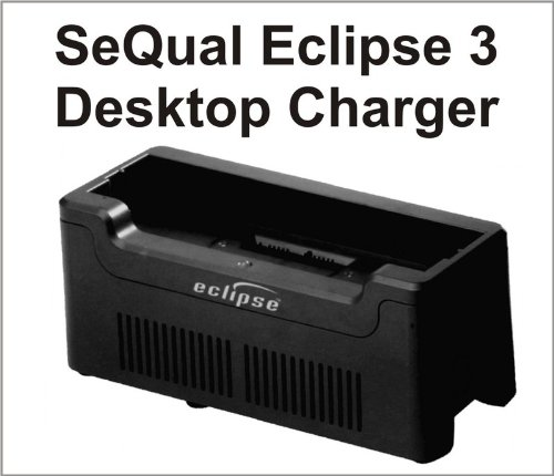 SeQual Eclipse Desktop External Battery Charger by Sequal
