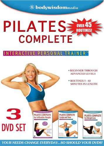 Pilates 3 Pack by Bodywisdom Media