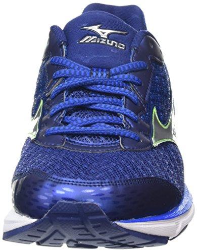 Blue Mizuno silver Running Gecko Bleutwilight green Rider Homme 19Chaussures Wave De Compétition 2EDHIe9YWb