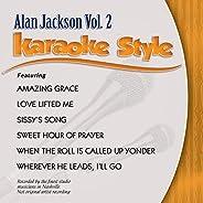 Daywind Karaoke Style: Alan Jackson Vol. 2