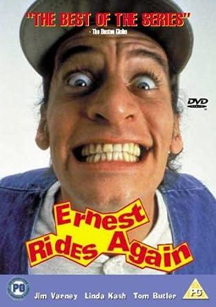 Ernest Rides Again [1993] [DVD] [Reino Unido]: Amazon.es: Jim ...