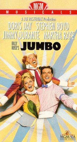 Billy Rose's Jumbo [VHS]