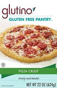 Amazon Com Glutino Gluten Free Pantry Pizza Crust Mix