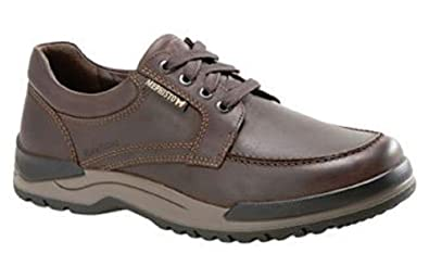 1e7dc4868d Mephisto Men's Charles Oxford Dark Brown Leather 41 (US Men's ...