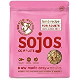 SOJOS Lamb Recipe Complete Adult Dog Food, 1.75 lb