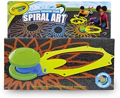 Crayola Washable Sidewalk 12 Piece Geometric product image
