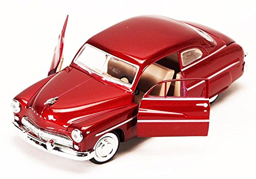 Motor Max 1:24 W/B American Classics 1949 Mercury Coupe Diecast Vehicles