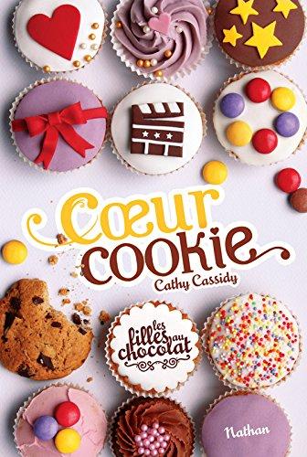 Les filles au chocolat n° 6 Coeur cookie
