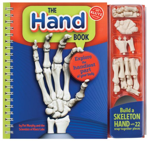 Product picture for The The Hand Book: Explore the Handiest Part of Your Body (Klutz) by Pat Murphy