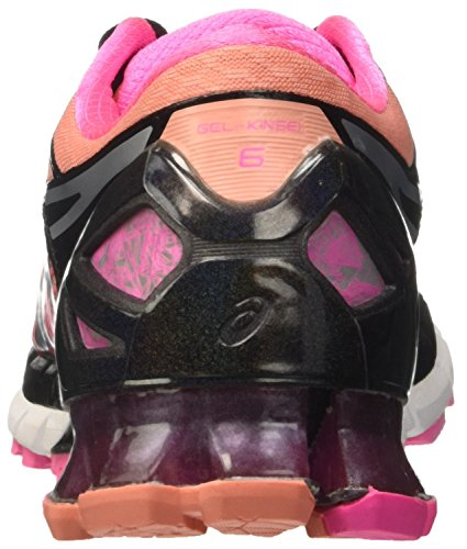 Kinsei de Melba Asics Rosa Silver Gimnasia Gel 6 Glow Peach Pink Mujer Zapatillas para 56xCAqwg