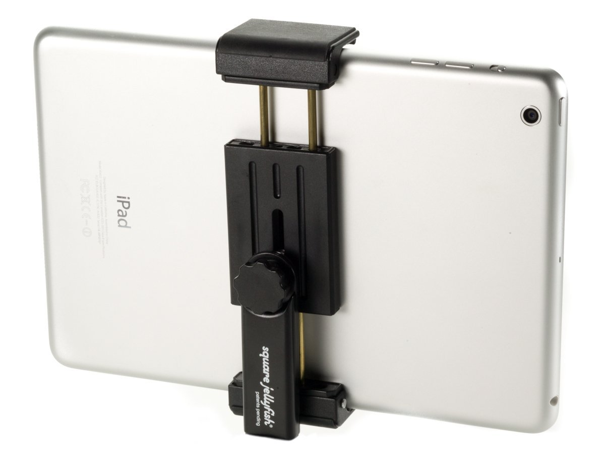Square Jellyfish Mini Tablet Tripod Mount (NEW UPDATED VERSION) (Mount Only)