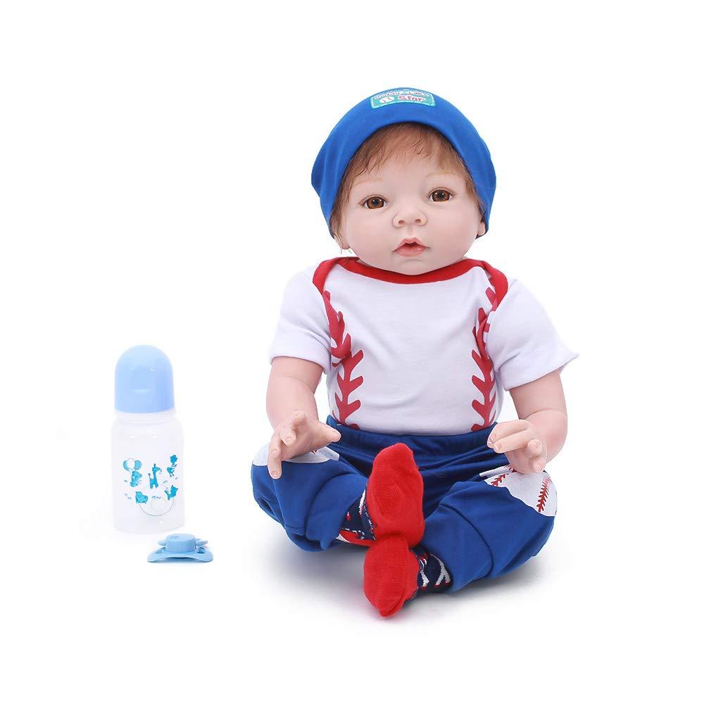 liquidación hasta el 70% Bebé Realista renacido, muñeca Realista Accesorios Accesorios Accesorios de 22 Pulgadas cumpleaños para la Edad 3+ Socio  Compra calidad 100% autentica